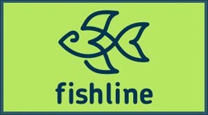 Logo fishline