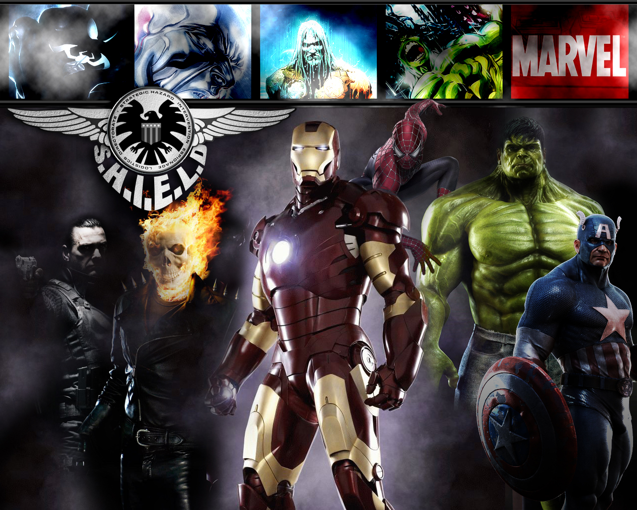 S.H.I.E.L.D - Projekt
