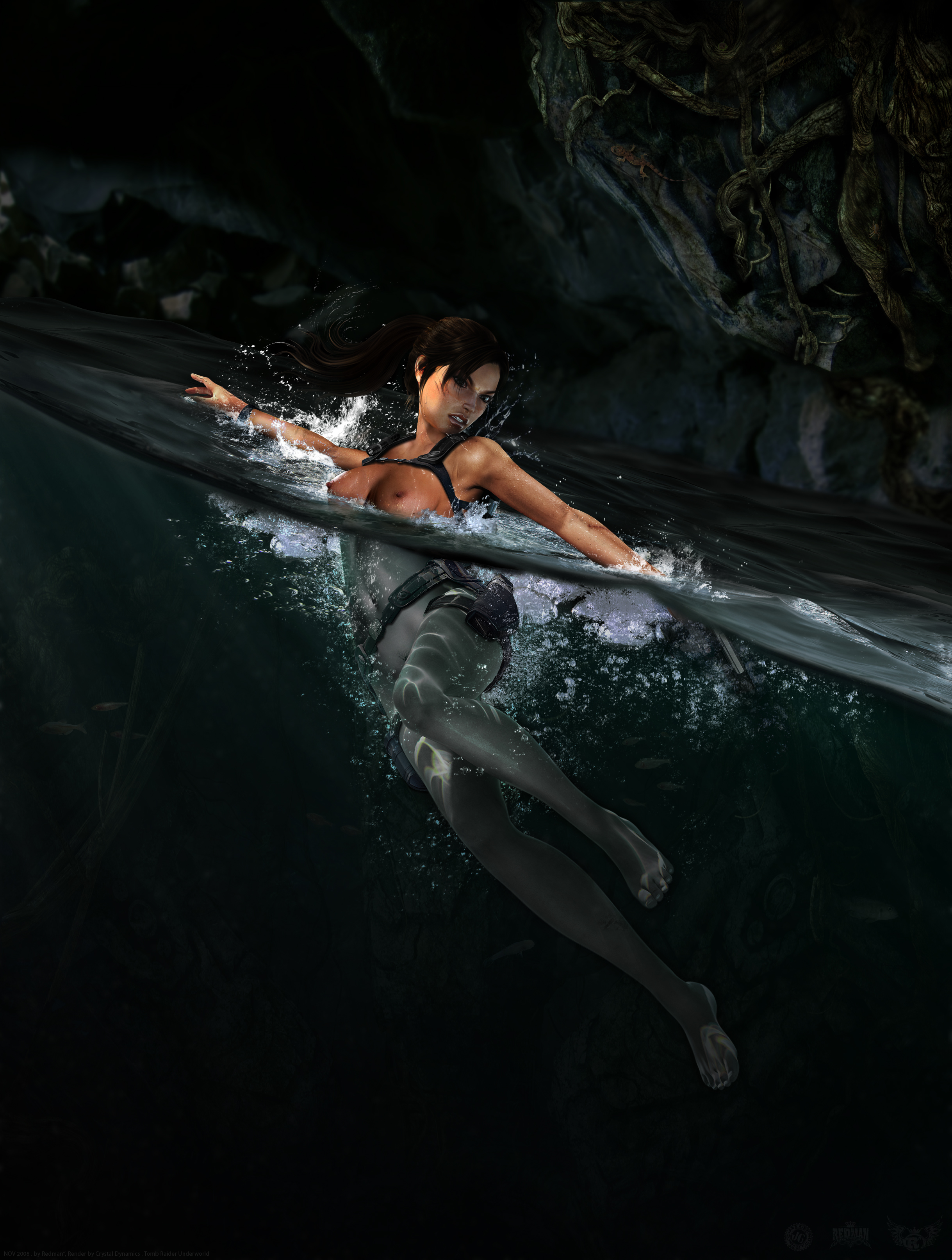 Miss Tomb Raider (large version)