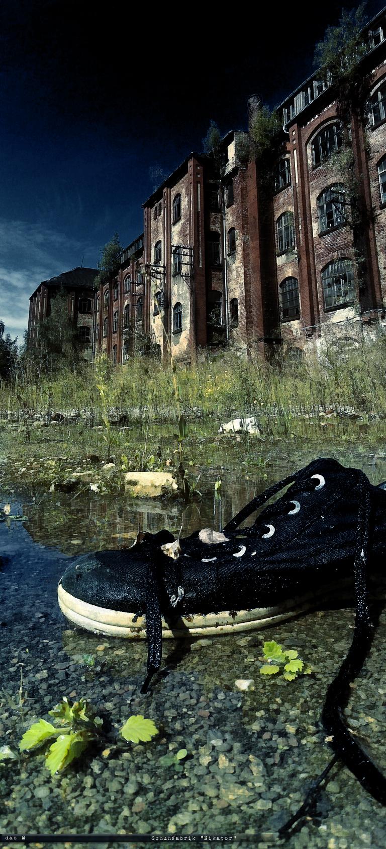 Schuhfabrik II