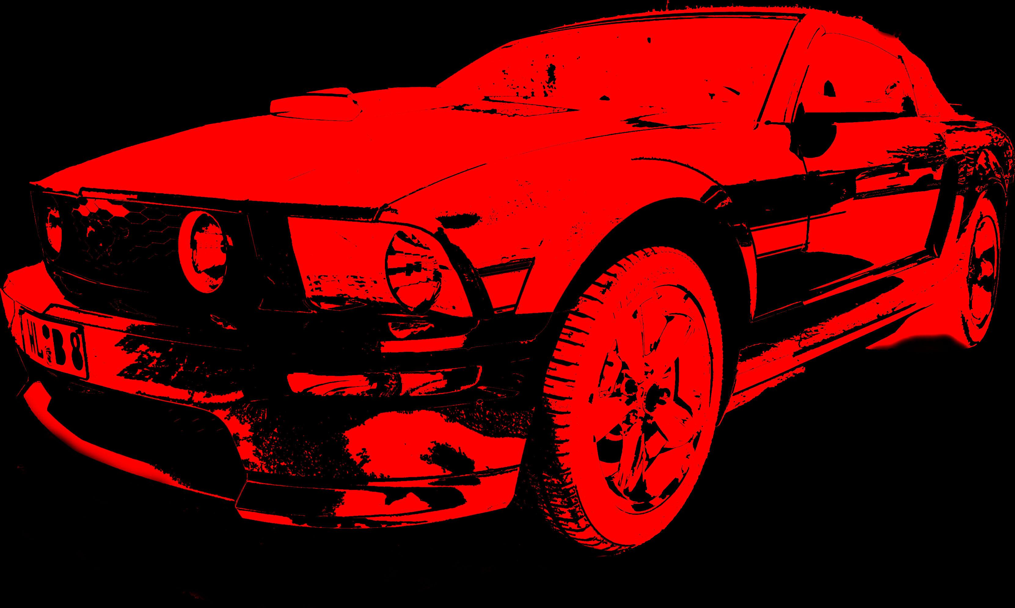 Gears of Mustang