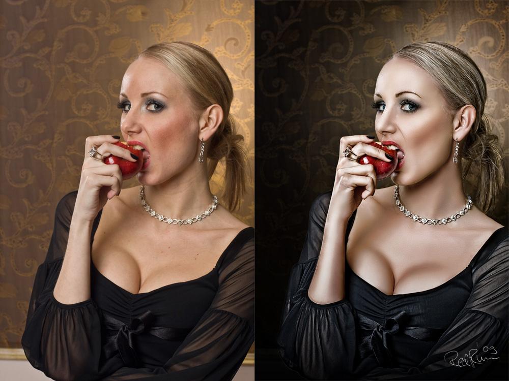 Beauty-Retusche 2 (Fotograf: Alexander Dacos)