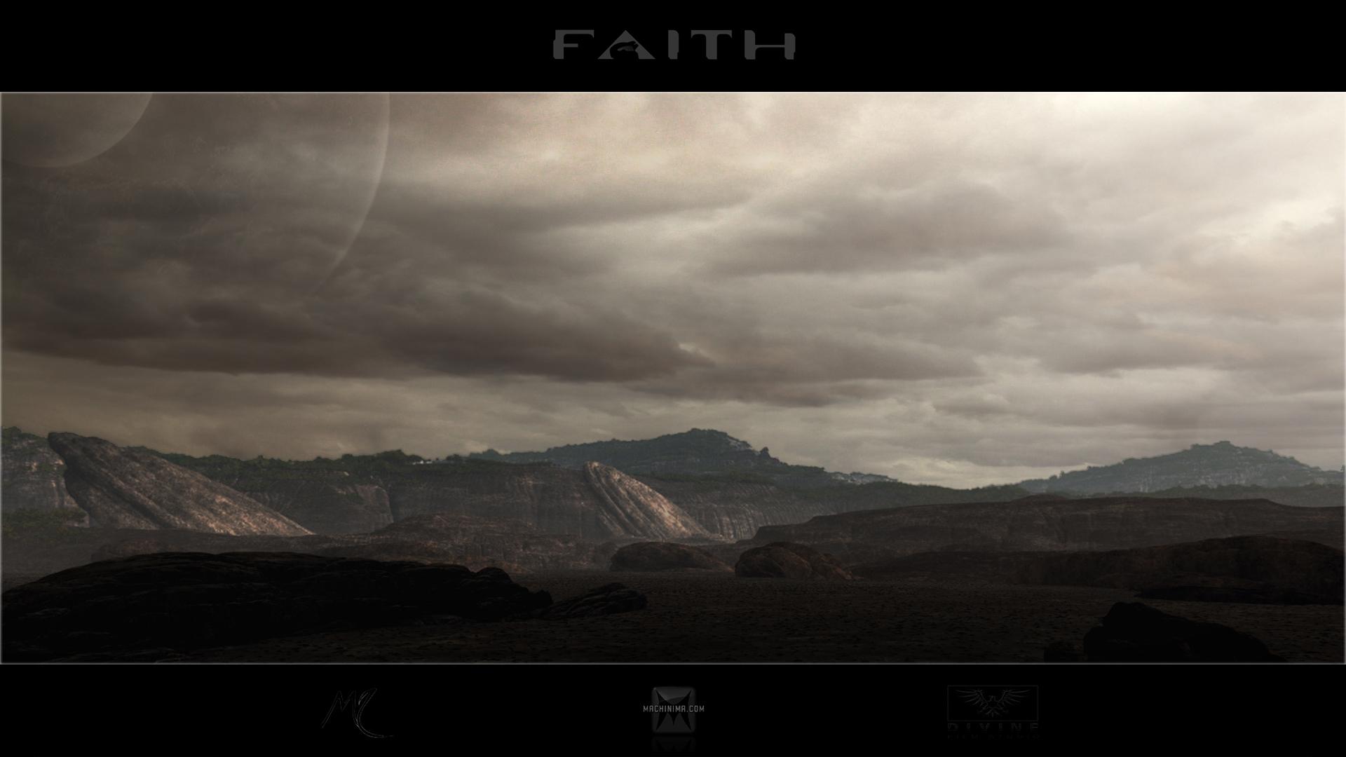 Halo Faith: Dusk on Reach