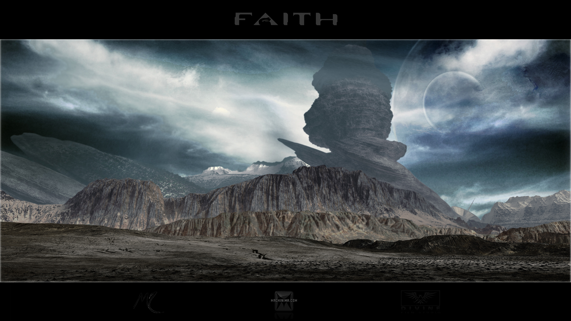 Halo Faith: Rising Storm