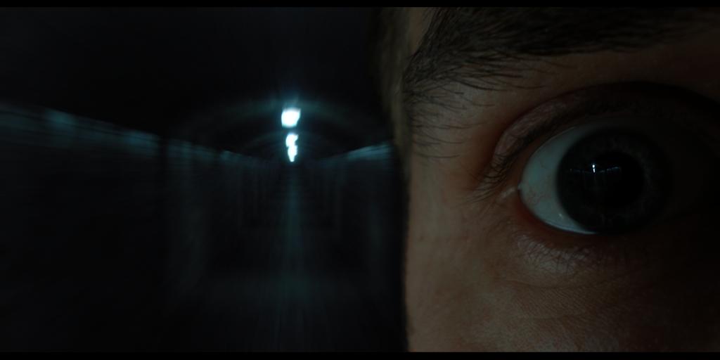 flucht aus dem isotunnel