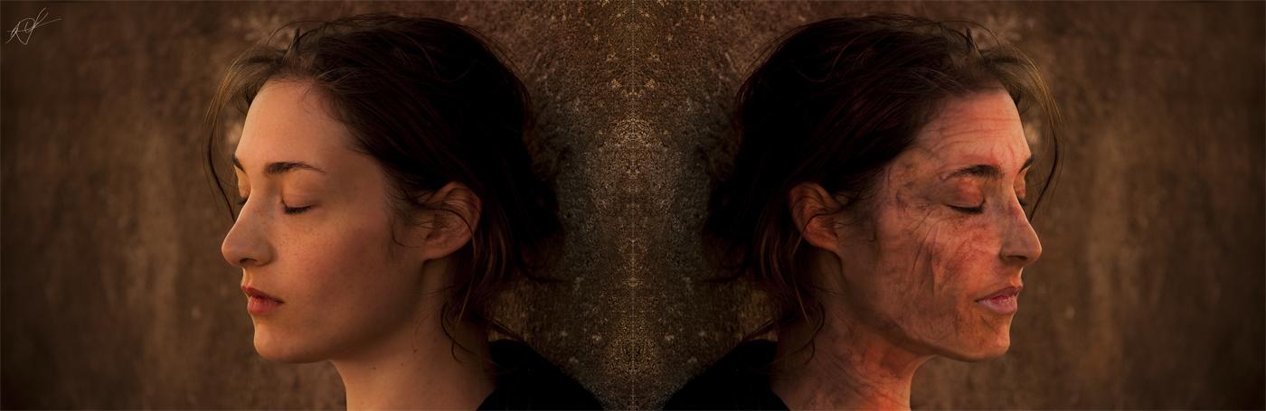 Kunst hat zwei Gesichter