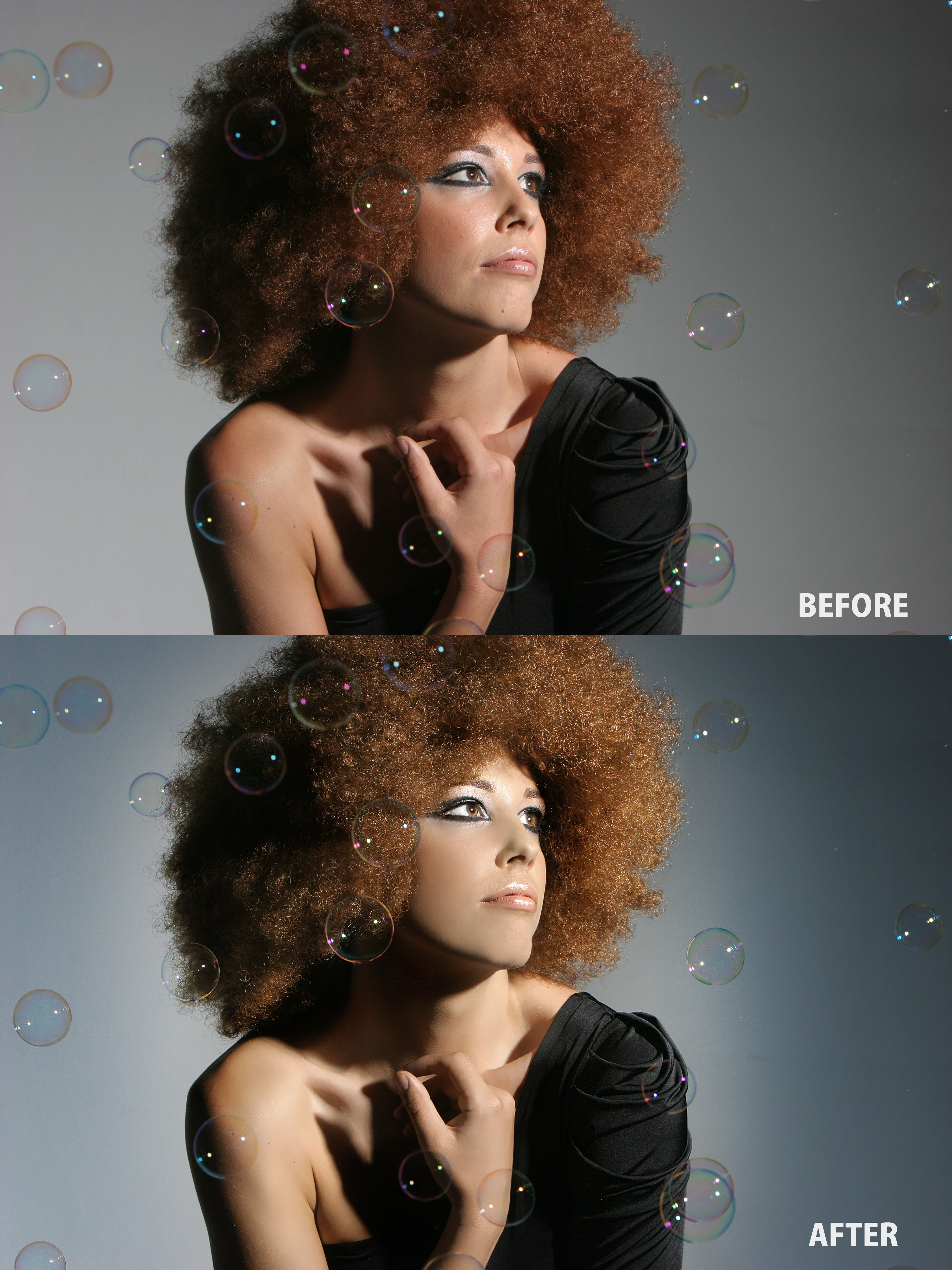 Retouch - MM