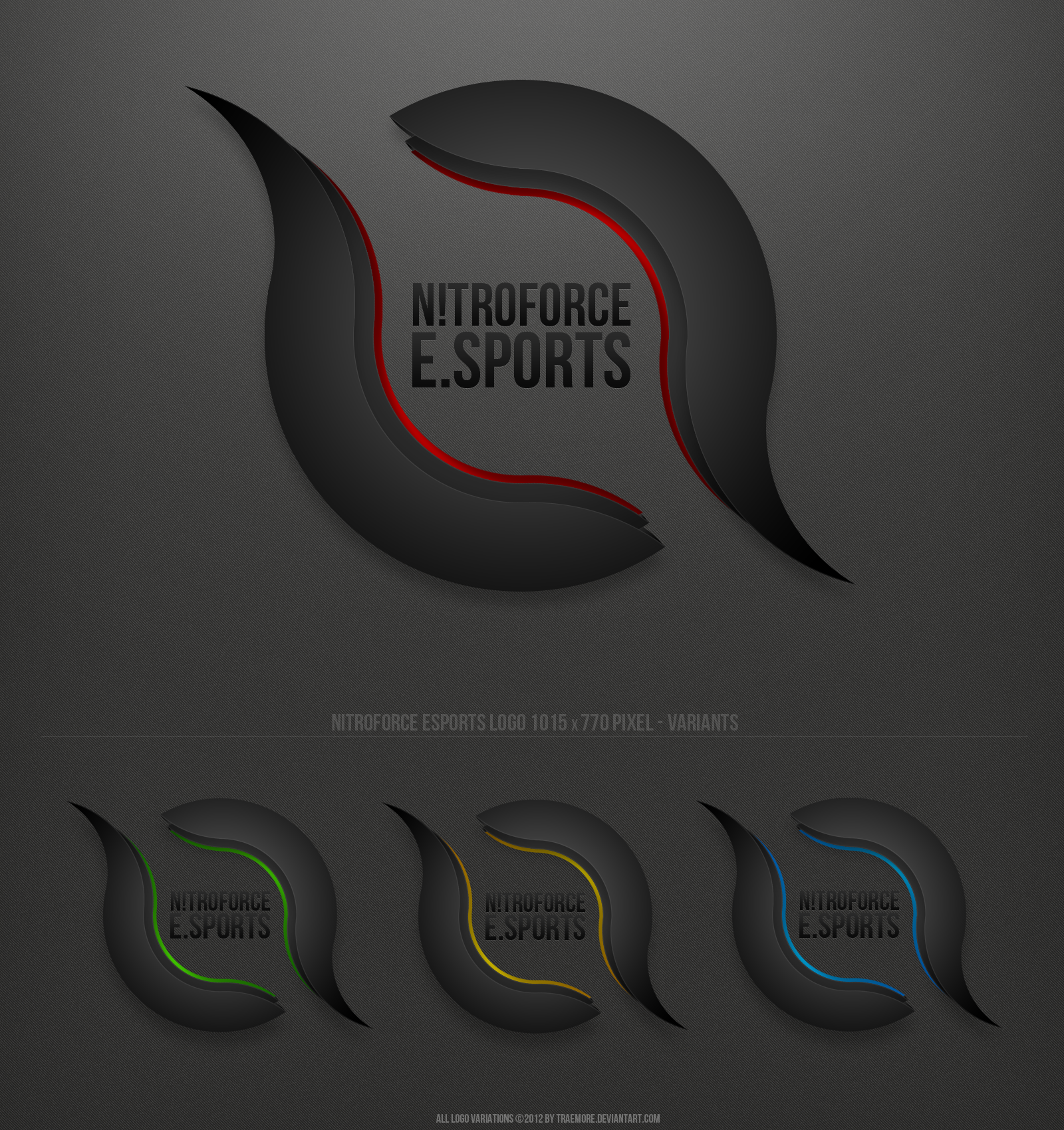 Nitroforce esport Logo