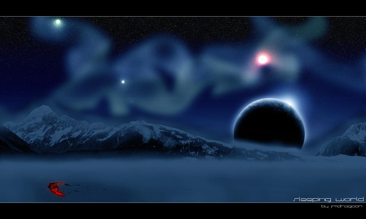Sleeping Planet