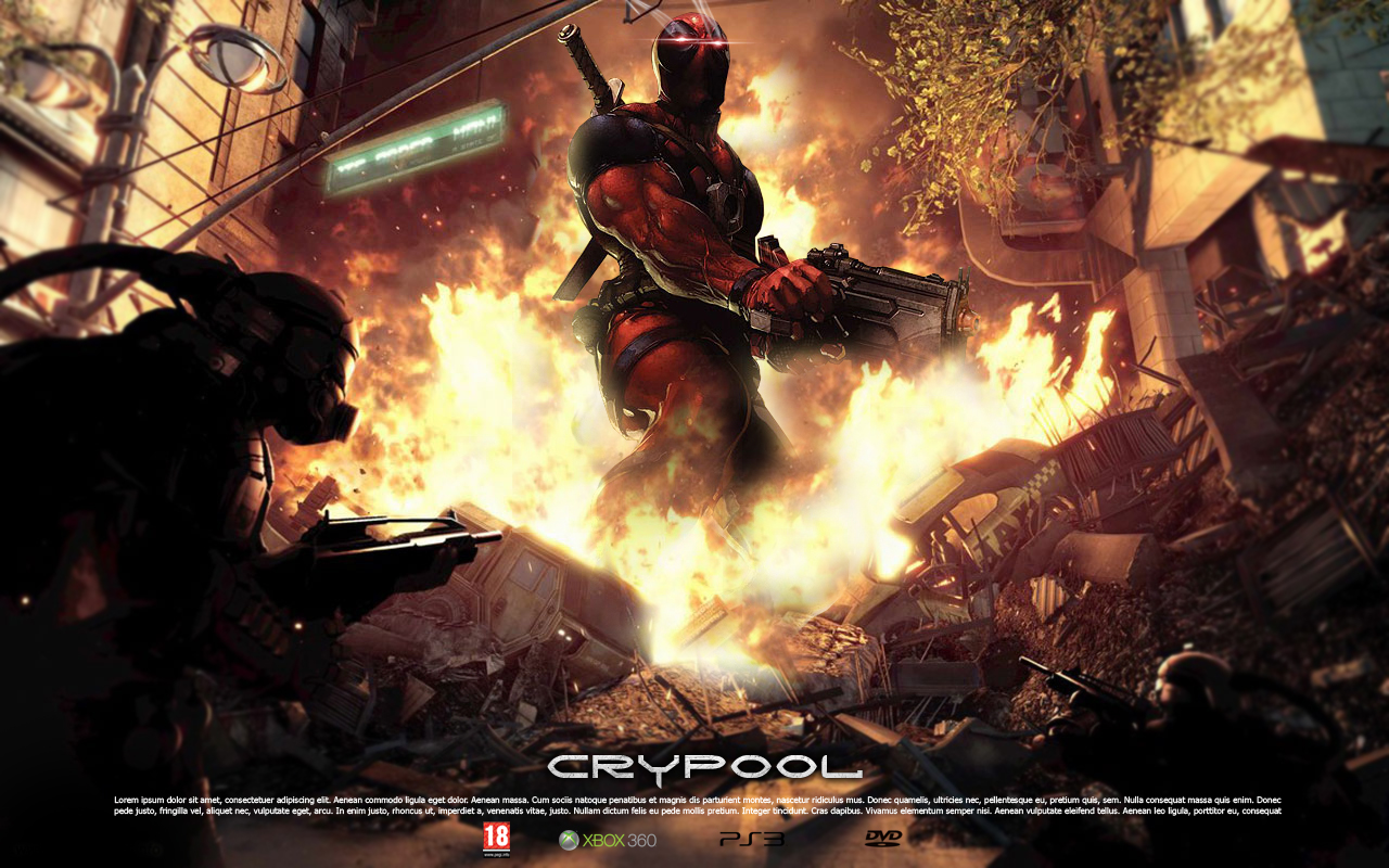 Crypool (crossover)