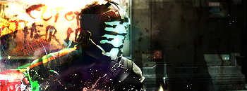dead space. || From left to right