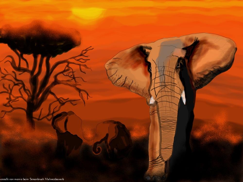 elefant (von memic)