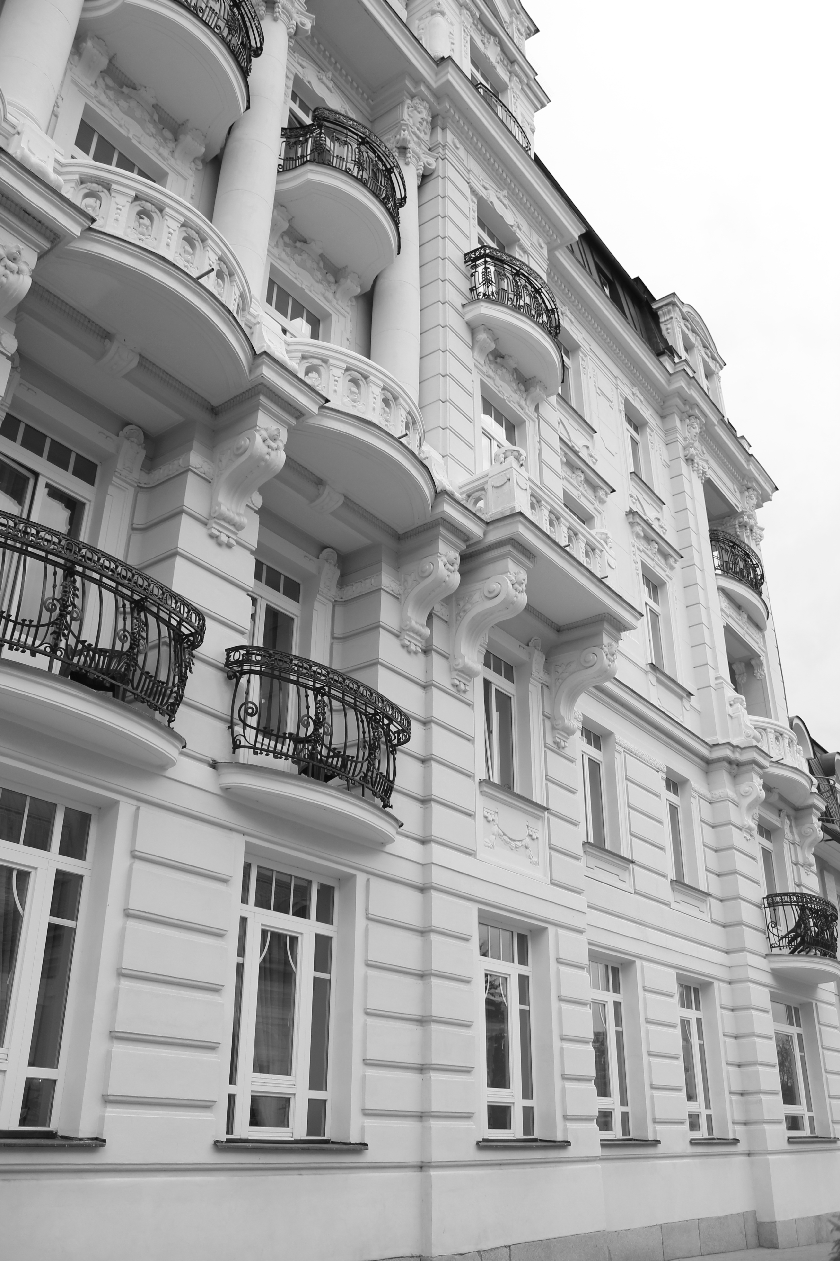 Kurhaus Kijev – Franzensbad