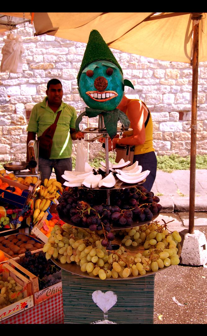 Lustiger Obst