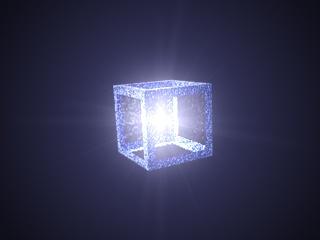 Leuchtwuerfel