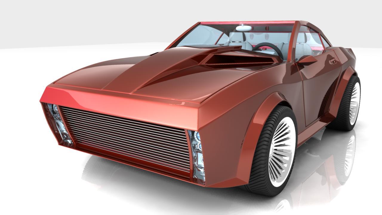 Mopar V8 Fastback