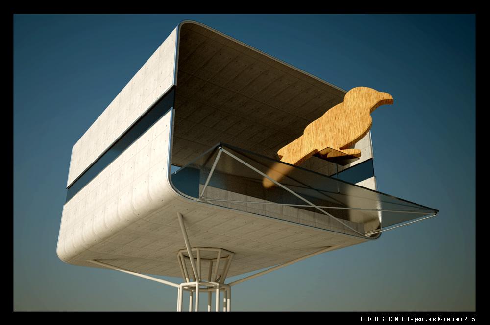 Vogelhaus Loft